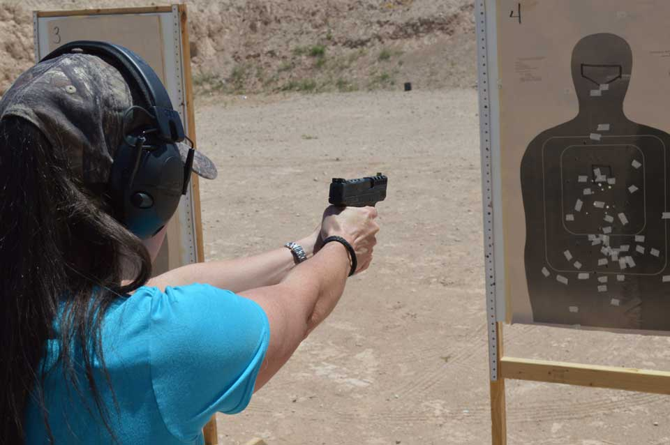 Intro To Handguns Course LVL1