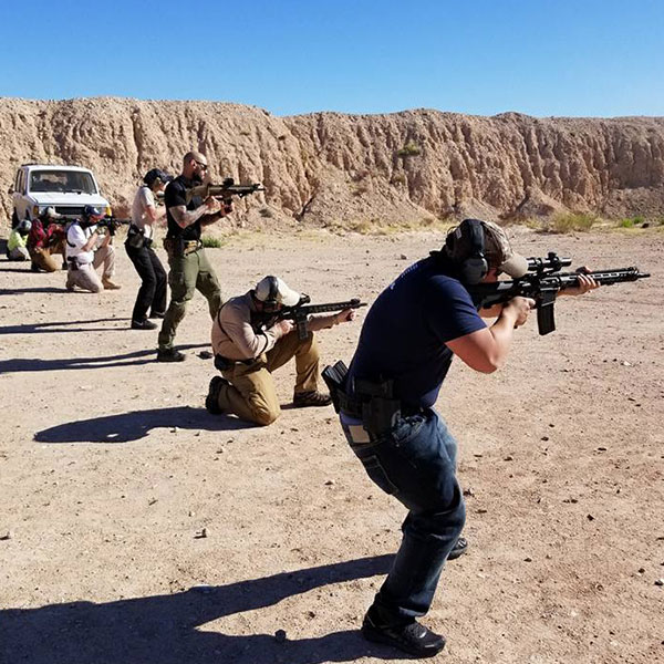 Intro To Carbine Course LVL1