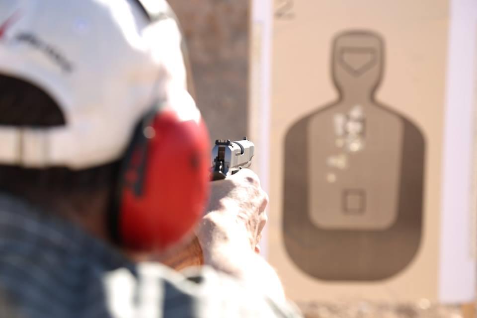 Combative Handgun LVL3