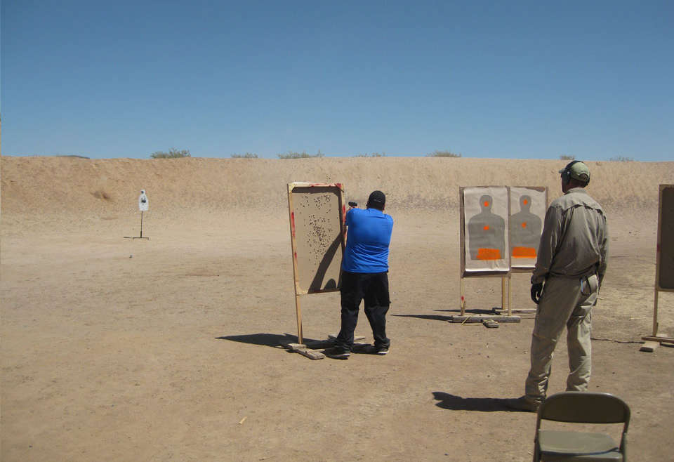 Unarmed / Armed Guard 24-Hour Course