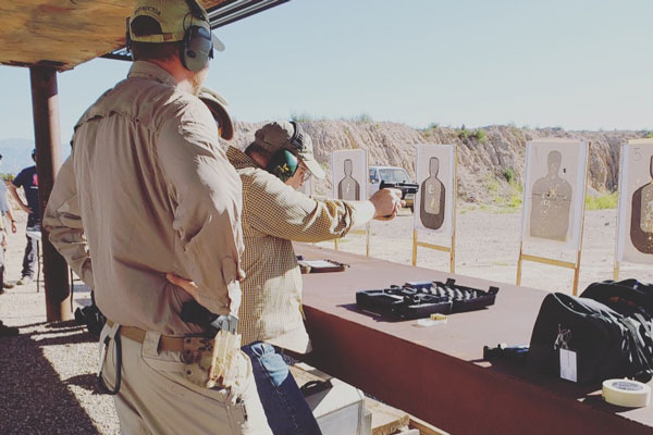 Introduction To Handguns LVL1
