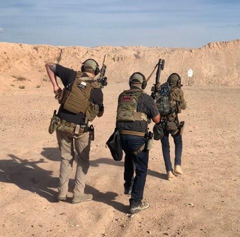 Combative Carbine LVL3