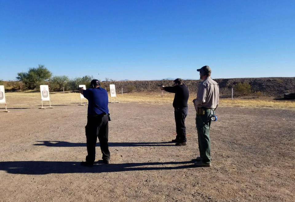 Armed Guard Course 16-Hour